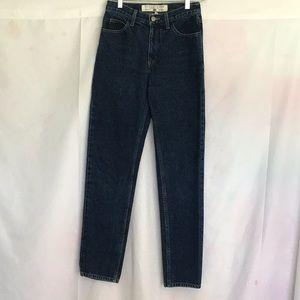 Vintage High Waist Guess Narrow Leg Jeans